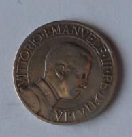 Itálie 1 Lira 1909