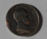 Itálie 1 Lira 1917