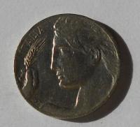 Itálie 20 Centesimi 1909