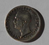 Itálie 5 Lira 1927