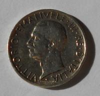 Itálie 5 Lira 1929