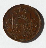 Lotyšsko 5 Santim 1922
