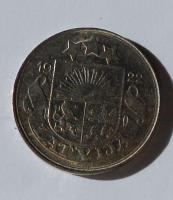 Lotyšsko 50 Santim 1922