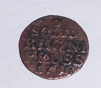 Prusko 1 Šilink 1786