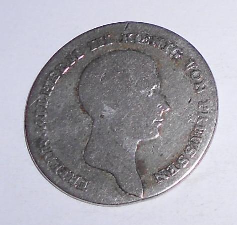 Prusko 6 Krejcar 1813 Fridrich Wilhelm