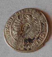 Slezsko-Břeh 1 Krejcar 1700 Leopold I.
