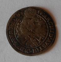 Slezsko-Břeh 3 Krejcar 1696 Leopold I.