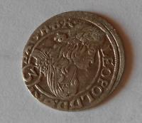Slezsko-Vratislav 3 Krejcar 1666 Leopold I.