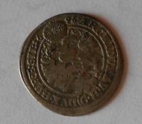 Slezsko-Vratislav 3 Krejcar 1696 Leopold I.