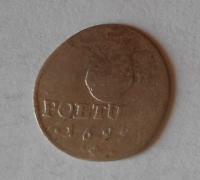 Uhry Poltura 1699 Leopold I.
