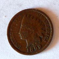 USA 1 Cent 1899