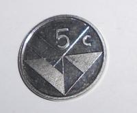 Aruba 5 Cent 1997