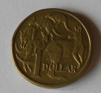 Austrálie 1 Dollar 1984