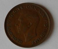 Austrálie 1 Peny 1948