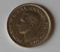 Austrálie 6 Pence 1942