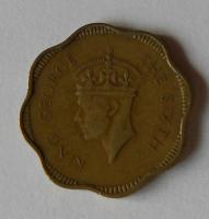 Ceylon 10 Cent 1951