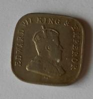 Ceylon 5 Cent 1910