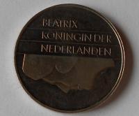 Holandsko 2 1/2 Gulden 1997