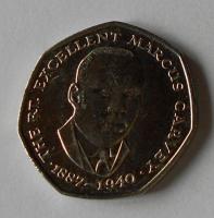 Jamaica 25 Cent 1993