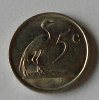 Jižní Afrika 5 Cent 1984