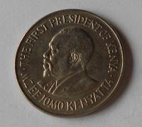 Keňa 1 Schilling 1974