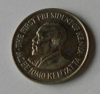 Keňa 1 Schilling 1978