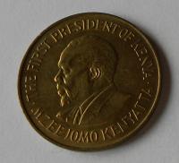 Keňa 10 Cent 1978