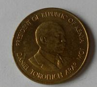 Keňa 5 Cent 1984