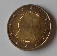 Lucembursko 2 Euro 2006