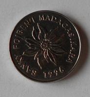 Madagaskar 5 Frank 1996