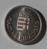 Maďarsko 1 Pengö 1941 stav