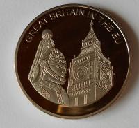 Malta 100 Lir 2004