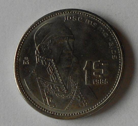 Mexiko 1 Dollar 1985