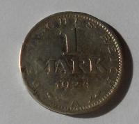 Německo 1 Marka 1924 A