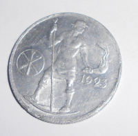 Německo 1 mil Marek 1923 novzonka
