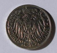 Německo 25 Pfenik 1910 A stav