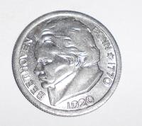 Německo-Bonn 50 Pfenik 1920
