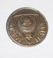 Německo-Notgeld 10 Pfenik 1920 novoražba