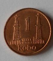 Nigérie 1 Kobo 1991