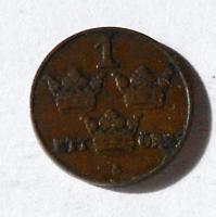 Norsko 1 Öre 1911