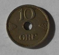 Norsko 10 Öre 1924