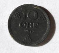 Norsko 10 Öre 1942