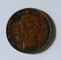 Rumunsko 1 Bani 1900