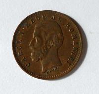 Rumunsko 2 Bani 1900