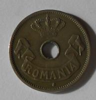 Rumunsko 5 Bani 1906