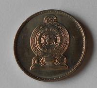 Srí-Lanka 1 Rupie 1982
