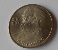 SSSR 1 Rubl Marx 1983