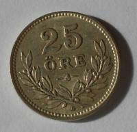 Švédsko 25 Öre 1934