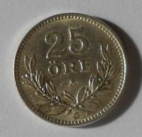 Švédsko 25 Öre 1937