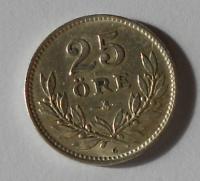 Švédsko 25 Öre 1938